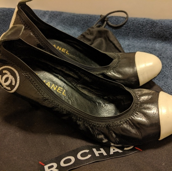 CHANEL Shoes - Chanel heels size 6